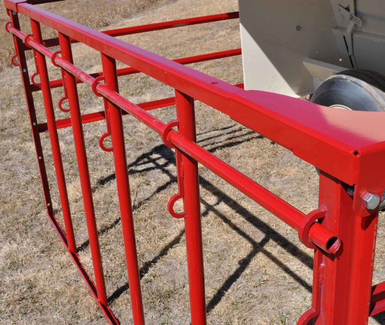 Creep Gate Height Adjustment Bar