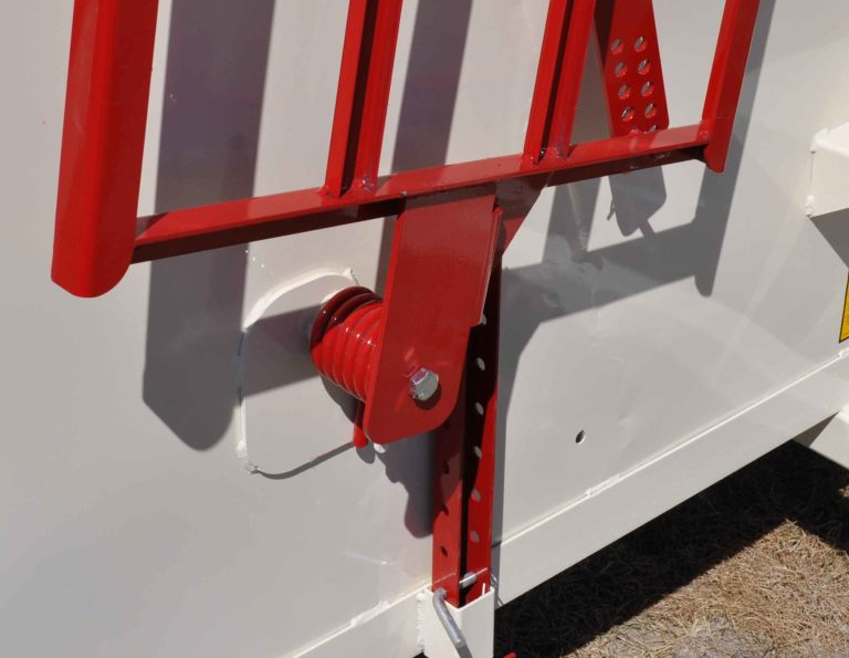 Spring Assisted Corral Gates