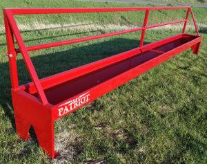 Adjustable Fence Line Feeder