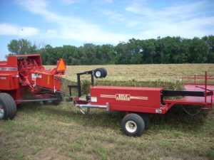 Small Bale Loader