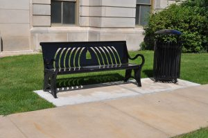 Courthouse Bench