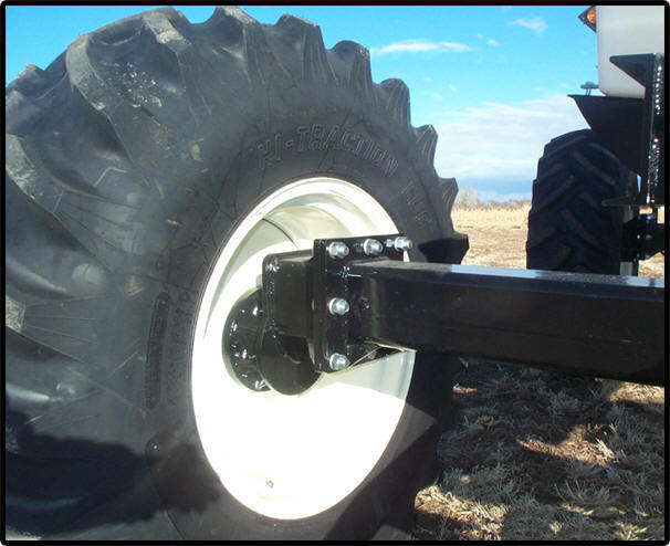 Pathfinder Axle Extensions
