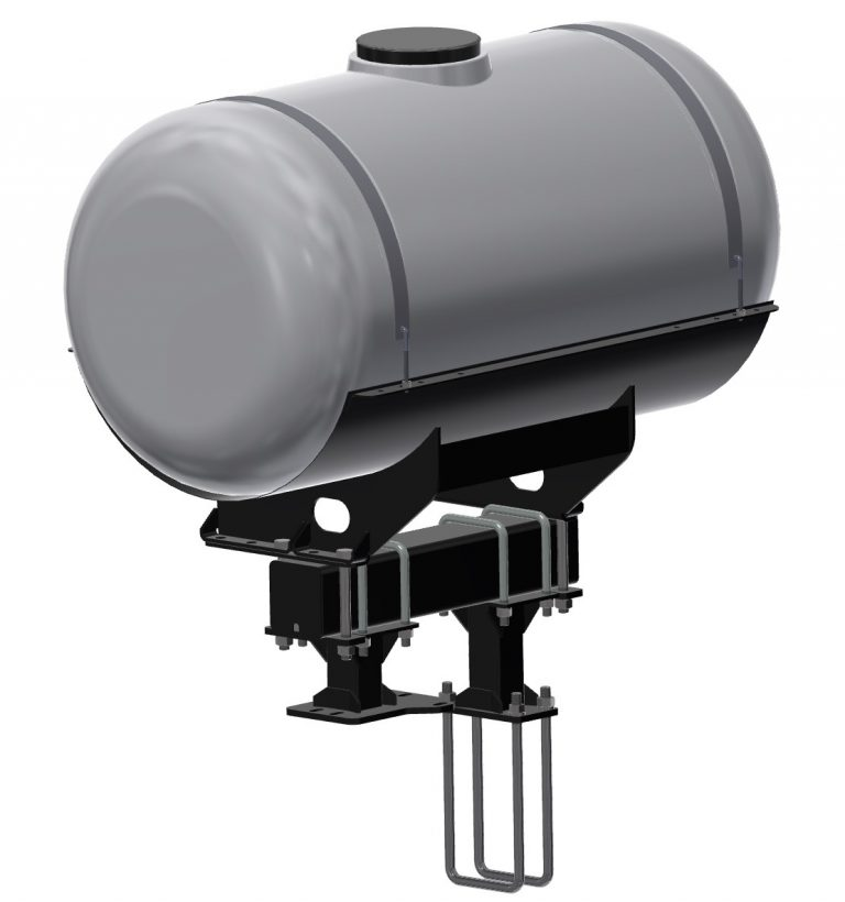 Tool Bar Mounted Fertilizer Tank
