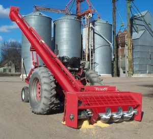 Tractor Auger