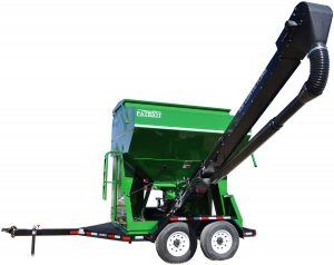 Bulk Conveyor Seed Tender