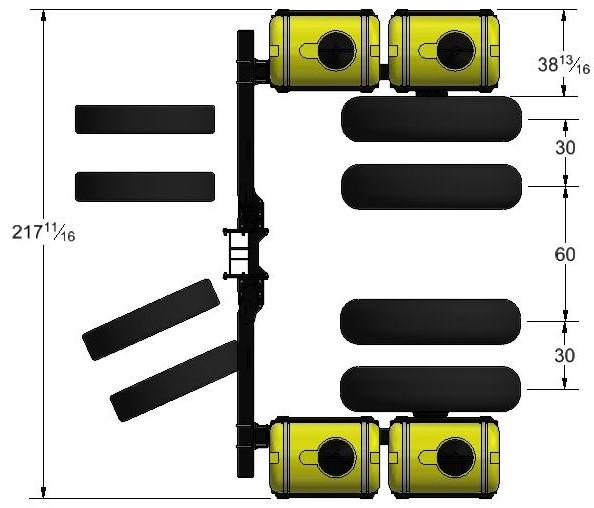 Max Series Tractor Tanks